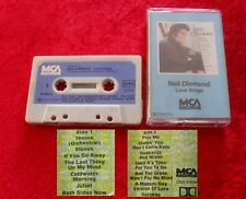 MC Neil Diamond - Love Songs - Musikkassette Cassette