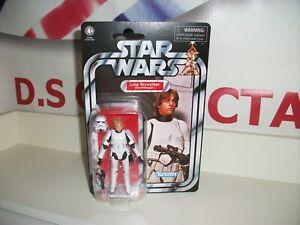 """star wars vintage collection 3.75"""" Luke Skywalker STORMTROOPER postage discount"""