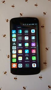 LG Nexus 4 Unlocked Ubuntu Touch Privacy Degoogled Protest Smartphone 8gb
