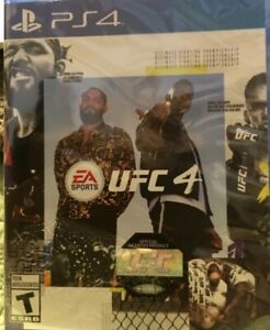 EA Sports UFC 4 (PlayStation 4, 2020)