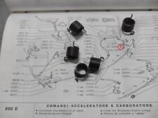 Fiat 600 D / Molla Richiamo acceleratore 4058648