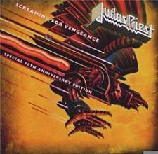 JUDAS PRIEST CD/DVD SCREAMING FOR VENGEANCE Anniversary Edition NEU & OVP !!!