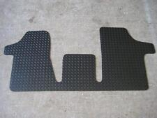 Rubber Van Mat in Black to fit Mercedes Vito Mk2 - W639 / 2003-2014 (Heavy 5kg)