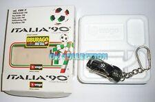 VISIT MY EBAY - GADGET KEYCHAIN VINTAGE BURAGO FERRARI F40 WORLD CUP ITALIA '90
