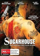 Sugarhouse (DVD, 2009) SEALED, R4 Andy Serkis, Ashley Walters