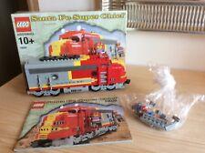 Lego train 10020 My Own Train Santa Fe Super Chief inc instructions and box