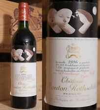 1986er Chateau Mouton Rothschild - Top Jahrgang *****