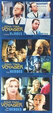 ST Voyager Heroes & Villains 32 39 82 Parallel Card Matching Number Lot! 061/100
