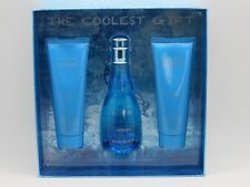 Cool Water Perfume by Davidoff, 3 Piece Gift Set for Women NEW