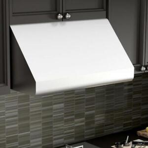 """Z Line Under Cabinet Range Hood Stainless Steel 36"""" 432-36 zline $900 retail"""