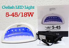 HARMONY GELISH 5-45 Pro LED Gel Light Lamp 545 18W Dryer 110V - 240V US UK AU EU
