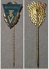 Anstecknadel Ehrennadel TSV Mainburg 1861 / Kranz goldenfarben