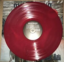 DANZIG BLACK ARIA, 180 GRAM RED COLORED VINYL LP ETCHED B SIDE IMPORT LIMITED ED