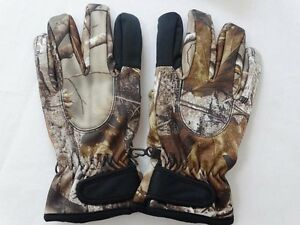 Red Head Winter windproof gloves hunting gloves shooting loves keep warm gloves