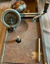 Rare All Original 1910-20's Portable Cameraphone Phonograph Gramophone London