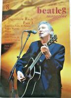 beatleg 8/2007 Japan Music Magazine Emerson Lake & Palmer Roger Waters Police FS