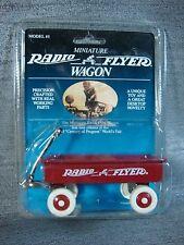 1990 Miniature RADIO FLYER Wagon Model #1 NIB