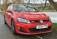 VW GOLF GTD 93,000 FSH