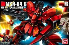 Sazabi Bandai Gundam Char`s Counter Attack HGUC 088 1/144 HGUC Bandai