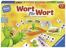 Ravensburger Kinderspiele 24955 Wort Lernspiel -