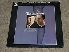 "TRUE CONFESSIONS (VG+) 1981 Soundtrack (NM) 12"" 33 RPM Varese Sarabande LP"