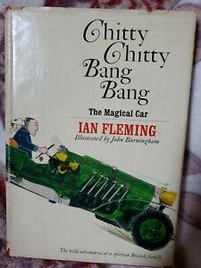 chitty chitty bang bang book by Ian Fleming