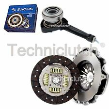 NATIONWIDE 3 PART CLUTCH KIT WITH SACHS CSC FOR RENAULT TRAFIC BUS 1.9 DCI 100