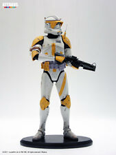 ATTAKUS STAR WARS SW CLONE COMMANDER CODY READY TO FIGHT 1/5 STATUE - NOW