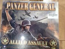 Panzer General Allied Assault Board Game New (Sealed) Out of Print
