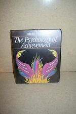 ^^ THE PSYCHOLOGY OF ACHIEVEMENT BRIAN TRACY - NEW