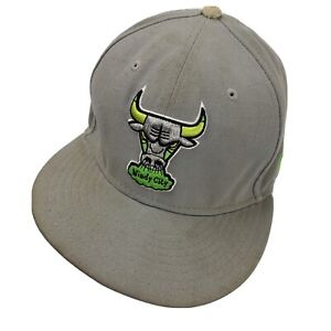 Chicago Bulls New Era Hardwood Classic Ball Cap Hat Snapback Baseball