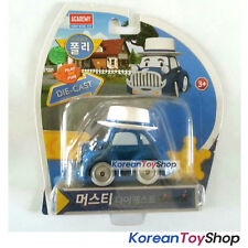 Robocar Poli MUSTY Diecast Metal Figure Toy Car Tractor Academy Genuine