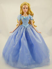 Limited Edition!! Cinderella ~ Live Action Blue Butterfly Dress Ball Gown