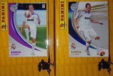 Arjen Robben Set Rookie Cards nº 487 500 Megacracks 07 08 MGK 2007 2008 NoPSA