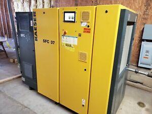 Kaeser Air Compressor Control Brochure Sigma and Siemens VFD