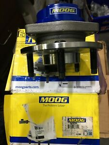 GENUINE MOOG  Hub Assembly Front Moog 513238 fits 05-10 Cadillac STS