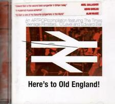 HERE'S TO OLD ENGLAND - ARTPOP ED BALL THE TIMES TEENAGE FILMSTARS UK COMP CD