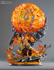Portgas D. Ace HQS Tsume High Quality Statue Nuova New SOLD OUT ONE PIECE