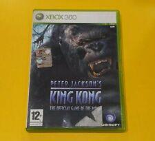 Peter Jackson's King Kong GIOCO XBOX 360 VERSIONE ITALIANA