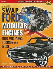 1965 66 67 68 69 70 71 72 73  MUSTANG -HOW TO SWAP NEWER  FORD MODULAR ENGINES