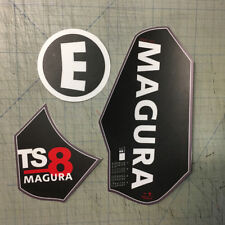 Adesivi forcella MAGURA TS 8  - adesivi/adhesives/stickers/decal