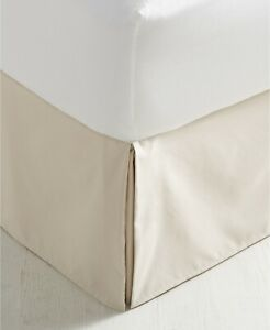 Charter Club Damask King Bedskirt  Supima Cotton 550 Thread Count T4102422