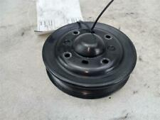 2006-2011 SAAB 9-3 COOLANT WATER PUMP PULLEY 6 CYLINDER 11623