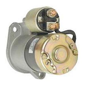 NEW STARTER MOTOR FITS NISSAN D21 720 TRUCK PICKUP 2.0L 2.4L S114-348 S114-348A