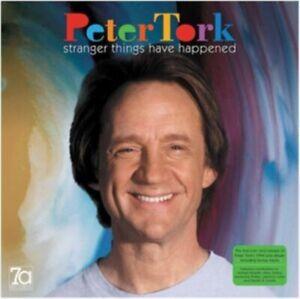 PETER TORK Stranger Things Have Happened (Green Vinyl) Vinyl NEW & SEALED