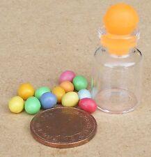 1:12 SCALA Caramelle in un barattolo dolcetti in miniatura casa delle Bambole Accessorio Negozio