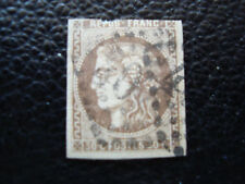 FRANCE - timbre yvert et tellier n° 47 obl (2eme choix aminci)(A25)stamp french