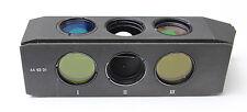 Zeiss Axioskop 3 FL Fluorescence Cube Slider 446321 3FL Axioline FITC