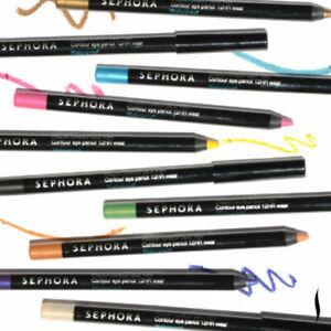 Sephora  Contour eye pencil liner 12HR wear  Waterproof , gel, glide ORIGINAL