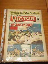 VICTOR #469 14TH FEBRUARY 1970 BRITISH WEEKLY DC THOMSON MAGAZINE